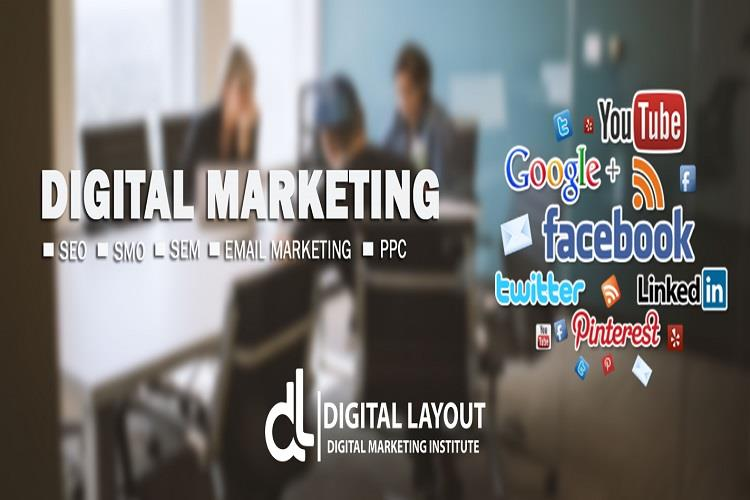 Shutterupp digital marketing training Digital layout